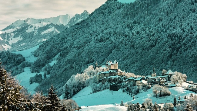 Christmas wishlist: Ένα γραφικό χωριουδάκι των Άλπεων που θα σε μαγέψει!