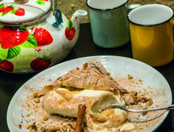 Σερμπετόσπιτο της Νάνσυ, γλυκοπωλείο Ψυρρή, Αθήνα