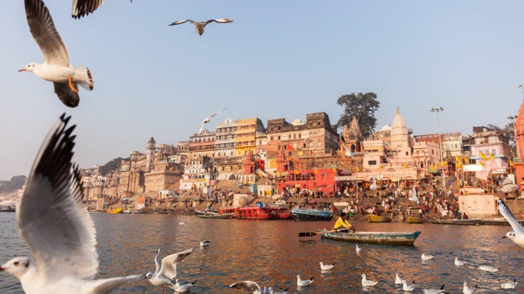 Varanassi Ινδία