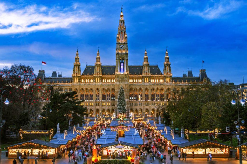 Χριστουγεννιάτικη αγορά, Βιέννη