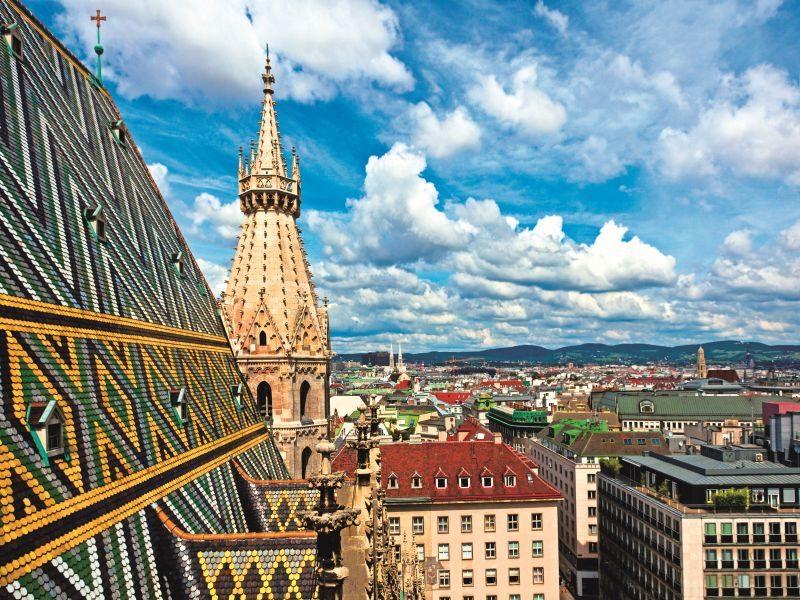 Low budget ταξίδι στη Βιέννη