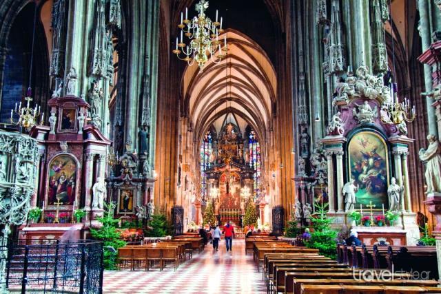 Καθεδρικός Ναός του Αγίου Στεφάνου, Βιέννη