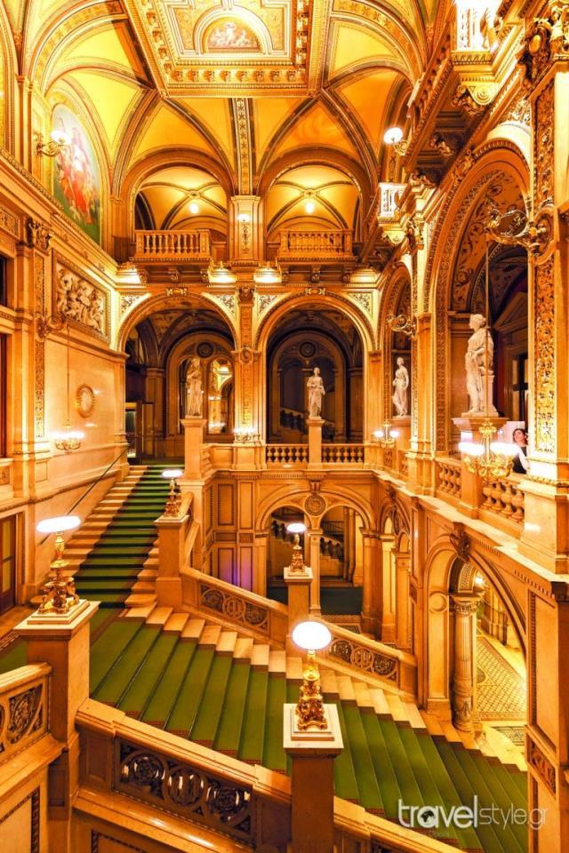 Όπερα στη Βιέννη