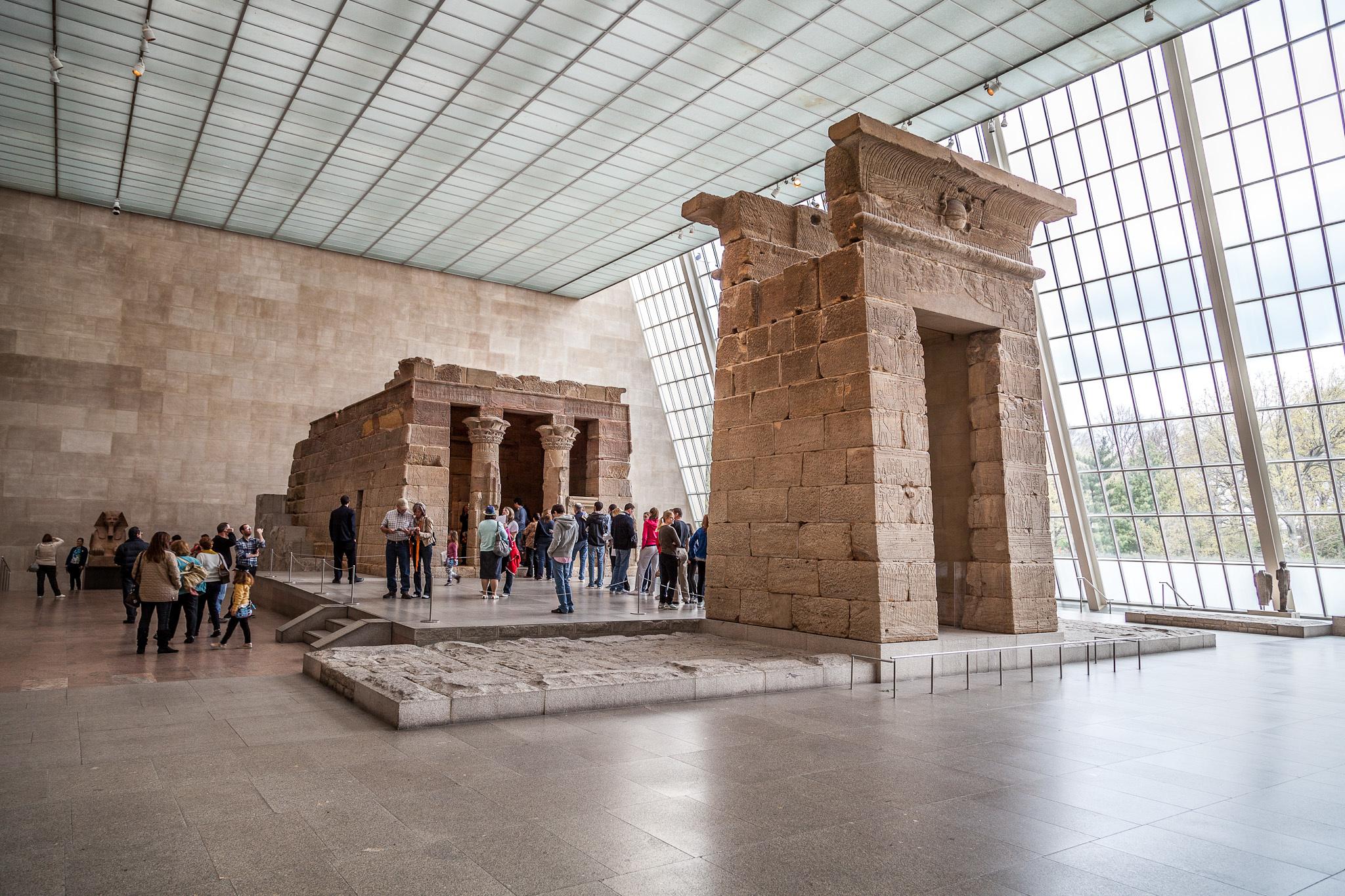 Μπήκε εισιτήριο στο Μουσείο Τέχνης της Νέα Υόρκης μόνο για... τουρίστες!
