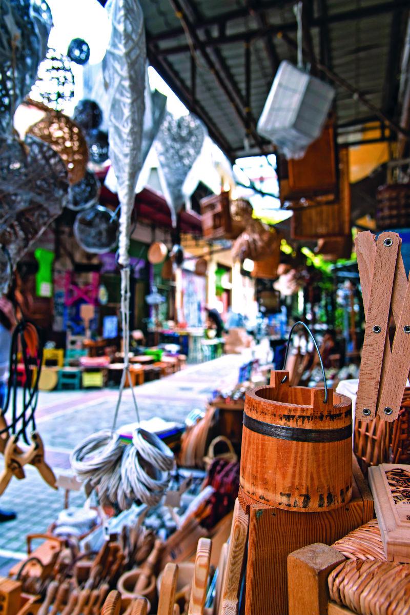 Περιπλανόμαστε στις παραδοσιακές αγορές της Θεσσαλονίκης!