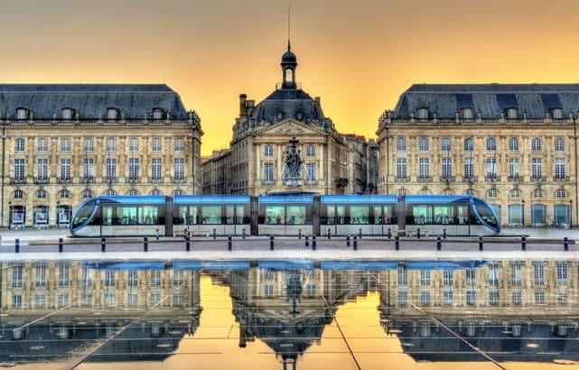 Μπορντό - πόλεις της Γαλλίας