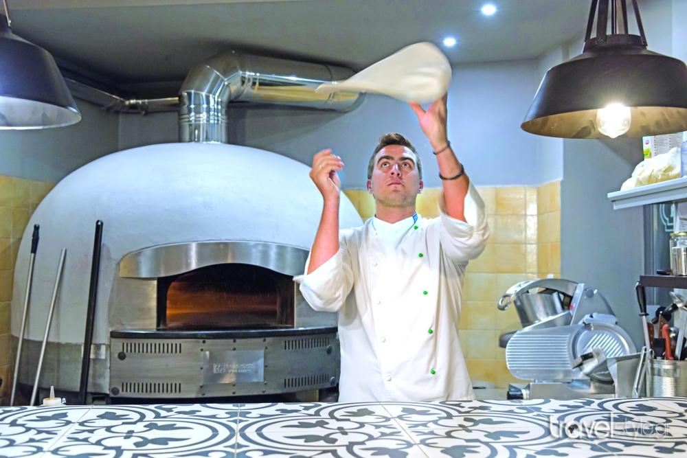 La Fabbrica Della Pizza