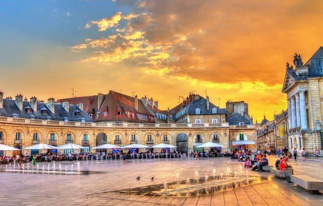Ντιζόν, Γαλλία