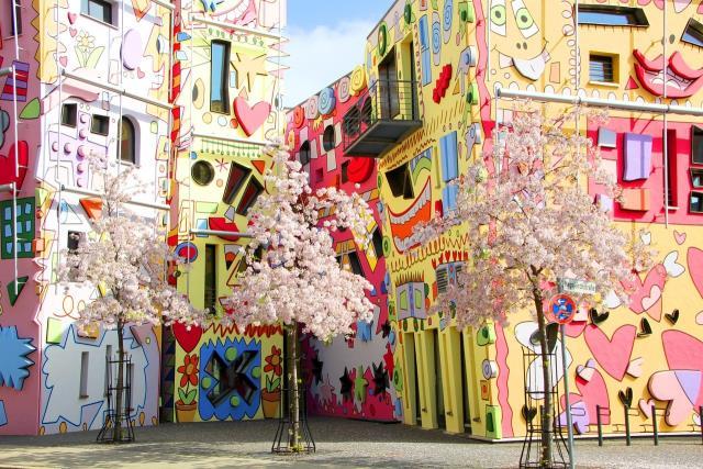 Happy Rizzi Haus, Γερμανία