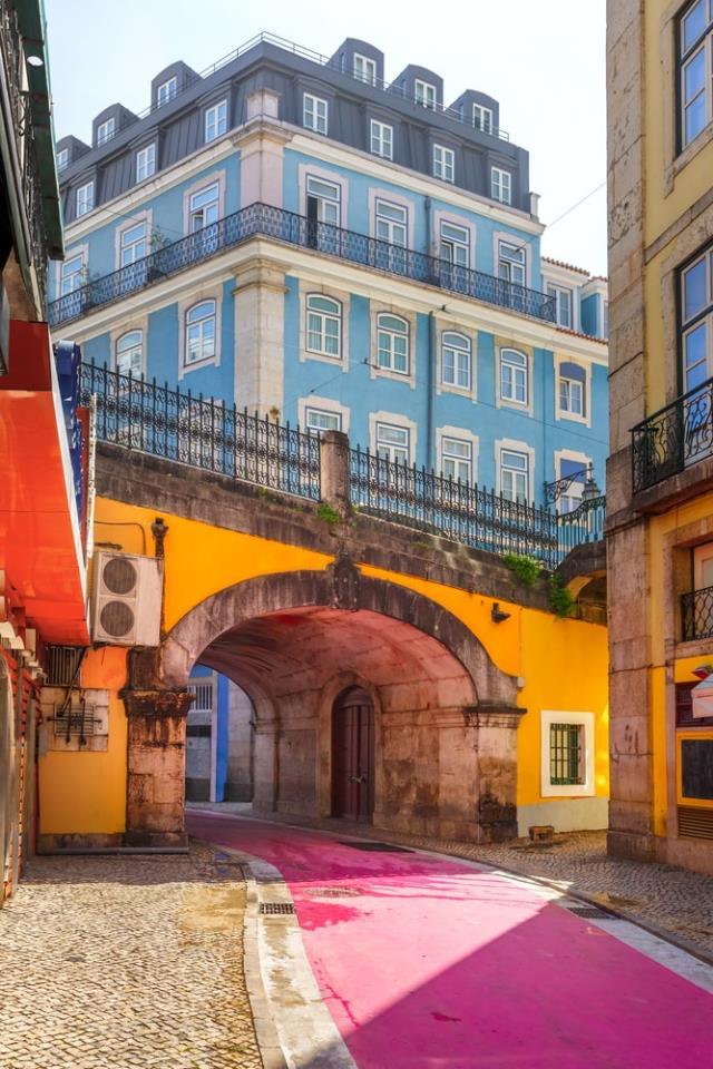 Nova do Carvalho, Λισαβόνα, Πορτογαλία