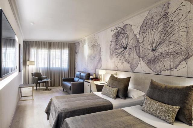 Salles Hotel Pere IV δωμάτιο 4