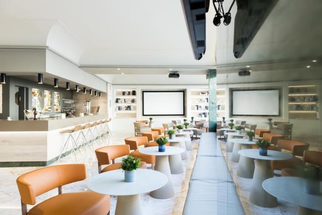 Salles Hotel Pere IV εστιατόριο