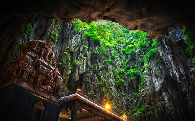 Batu Caves, Μαλαισία