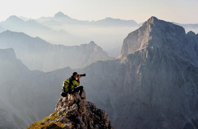 Βουνό Mangart, Σλοβενία