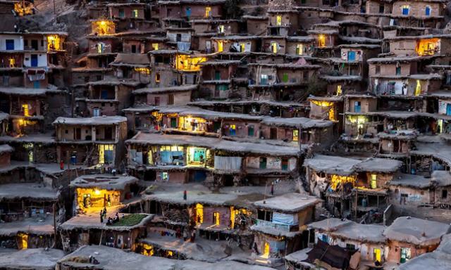 Χωριό Sar St. Syed, Ιράν