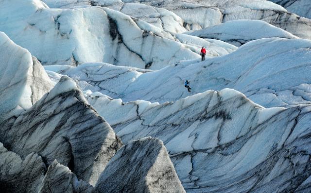 Παγετώνας Vatna, Ισλανδία