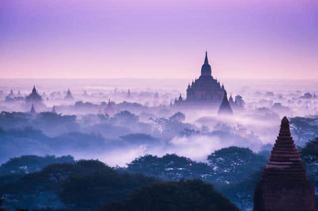 Αρχαία πόλη Bagan, Μιανμάρ