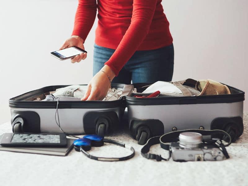 Τα καλύτερα ταξιδιωτικά app για να φτιάξετε σωστά... τη βαλίτσα σας!