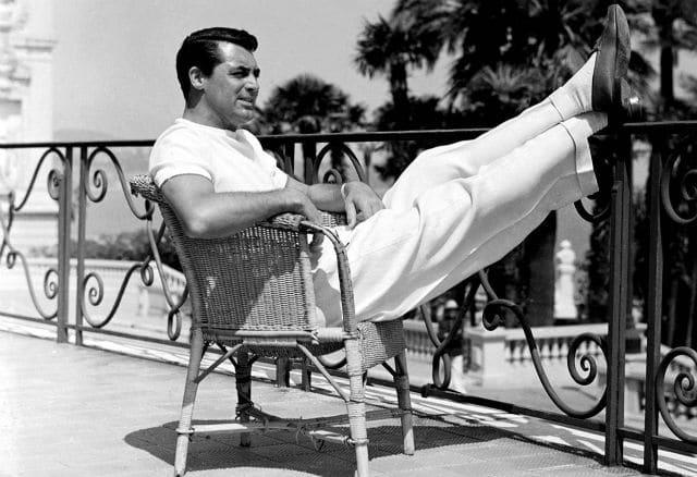 Ηθοποιός Cary Grant