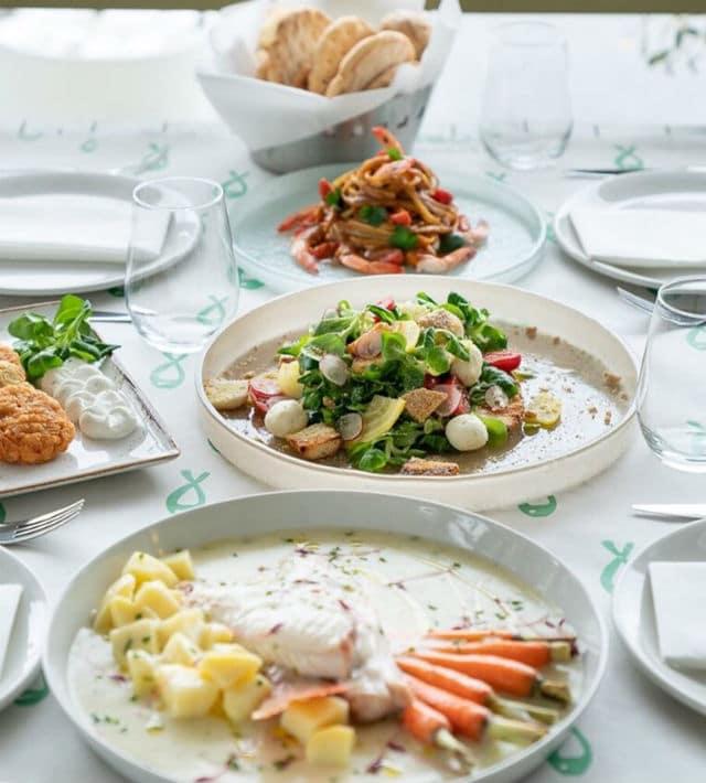 Γλυκάνισος - εστιατόριο με ψάρι Θεσσαλονίκη
