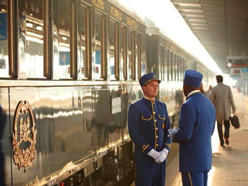 Orient Express: Ταξιδέψτε στον χρόνο μέσα στο πιο χλιδάτο τρένο!