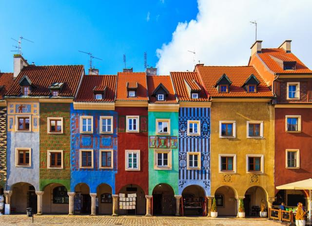 Πόζναν, Πολωνία