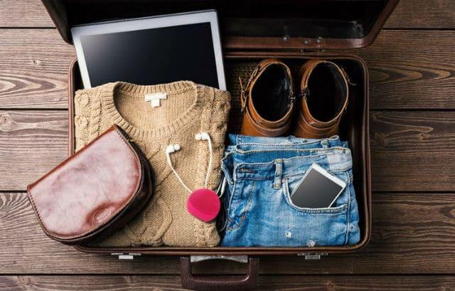 App για βαλίτσα