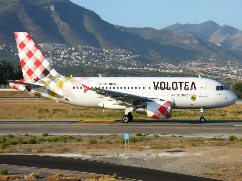 Volotea: Τρομερή προσφορά με τις πτήσεις να ξεκινούν από 9€!