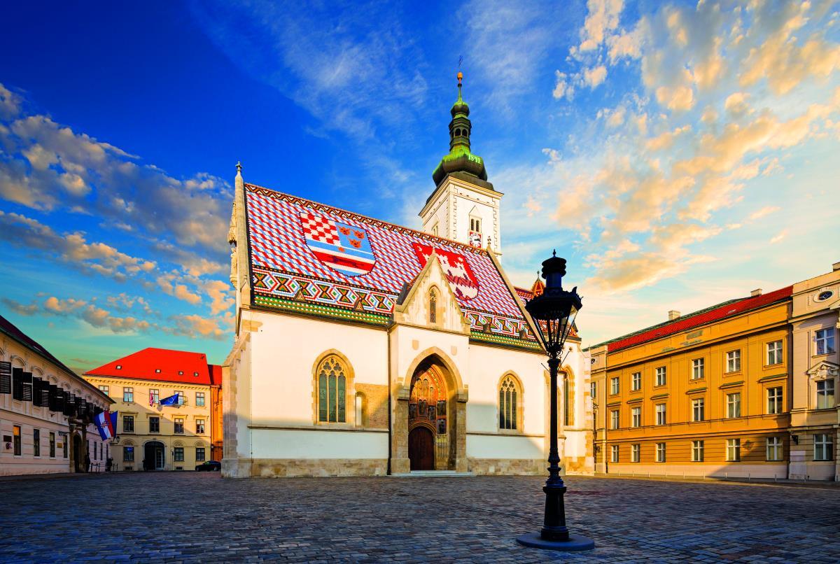 Εκκλησία του Αγίου Μάρκου, Ζάγκρεμπ