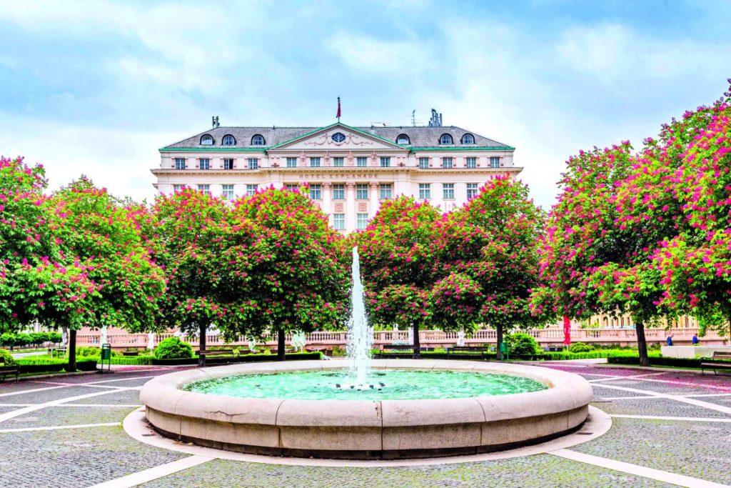 Ξενοδοχείο «Esplanade», Ζάγκρεμπ