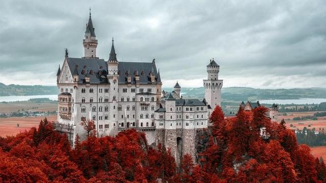 Τα 6 Ευρωπαϊκά κάστρα που είναι βγαλμένα σαν από παραμύθι!