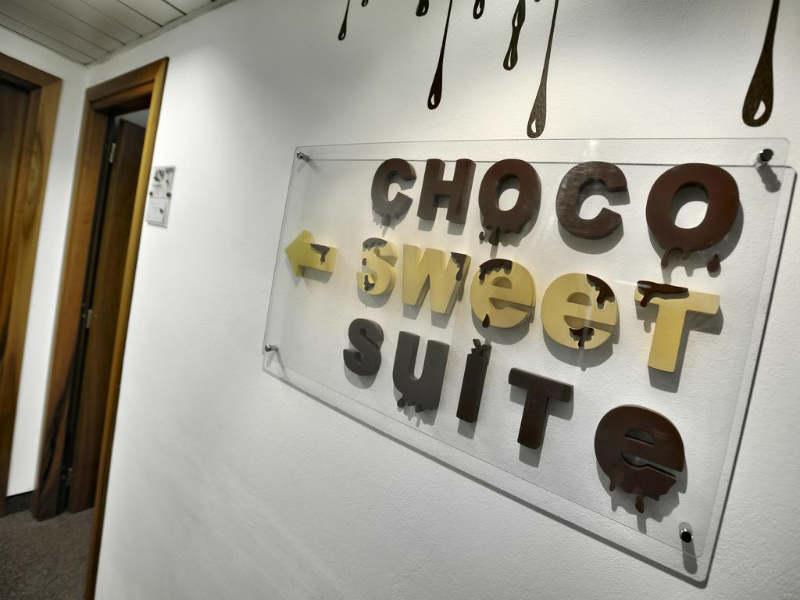 Αυτά είναι τα πιο… «σοκολατένια» ξενοδοχεία στον κόσμο!