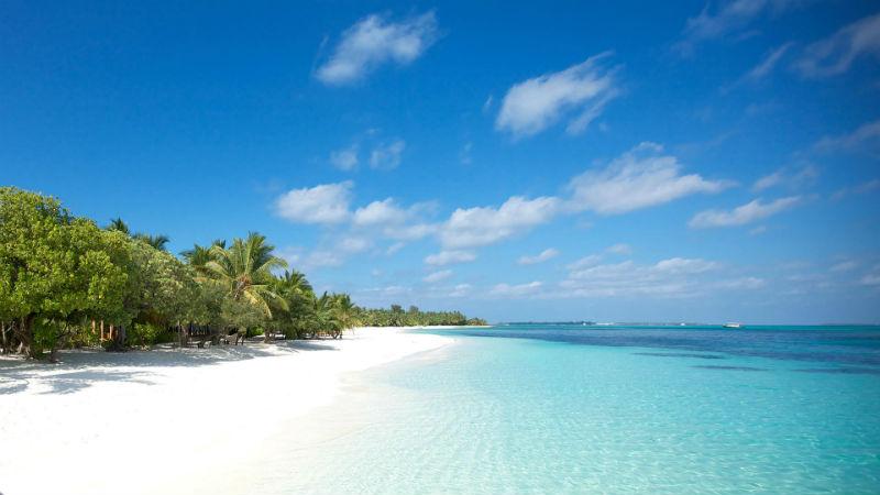 Αυτές είναι οι πολύχρωμες παραλίες του κόσμου