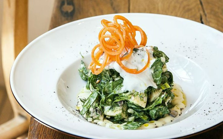 Είσαι vegeterian; Δες 7 προτάσεις για χορτοφαγικό γεύμα στην Αθήνα