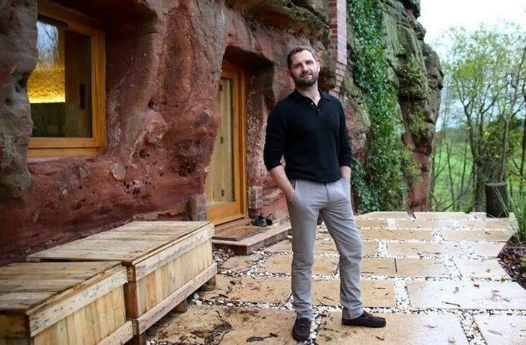Η σπηλιά 800 ετών που μετατράπηκε σε ένα ονειρικό σπίτι! Δείτε τις φωτογραφίες!