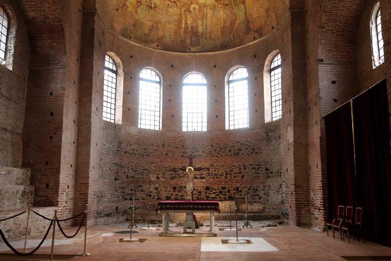 Τα 11 μνημεία της Θεσσαλονίκης που θα αναδείξουν με ειδικό φωτισμό μνημεία της UNESCO