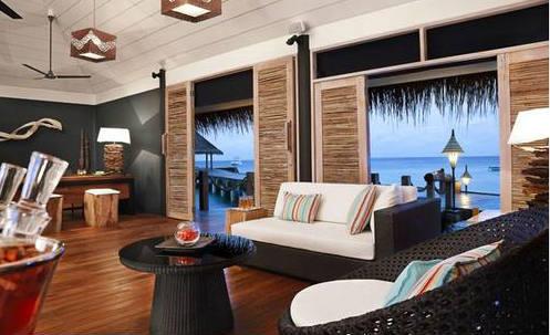 Μαλδίβες: Το ξενοδοχείο oπου η πολυτέλεια συναντά την χαλάρωση!
