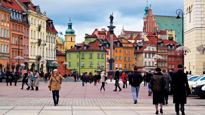 Καταπληκτική προσφορά: Weekend στην Βαρσοβία με €144 το άτομο... ΟΛΑ πληρωμένα!