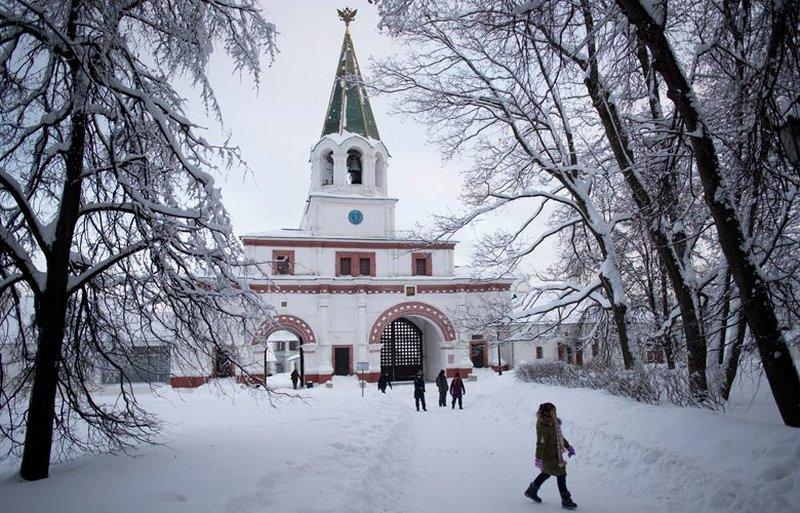 Η Μόσχα αντιμέτωπη με τη χειρότερη χιονοθύελλα του αιώνα!