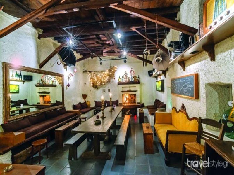 Isidora Gallery Bar