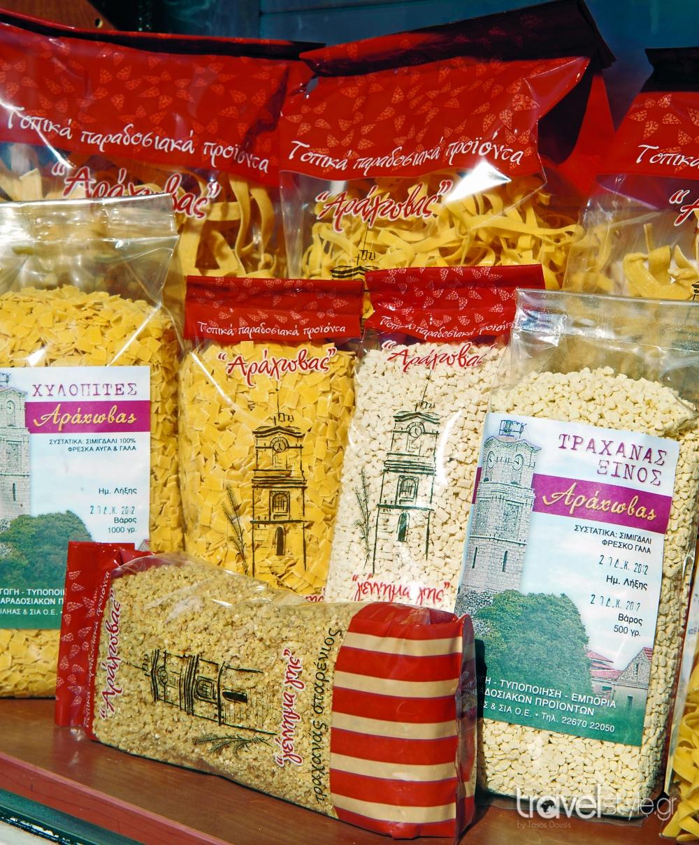 Τα παραδοσιακά προϊόντα του Παρνασσού που πρέπει να βάλεις στο καλάθι σου!