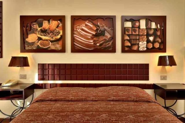 Etruscan Chocohotel - Ξενοδοχείο με θέμα τη σοκολάτα