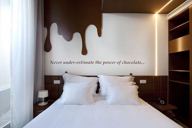 Fabrica do Chocolate - Ξενοδοχείο με θέμα τη σοκολάτα