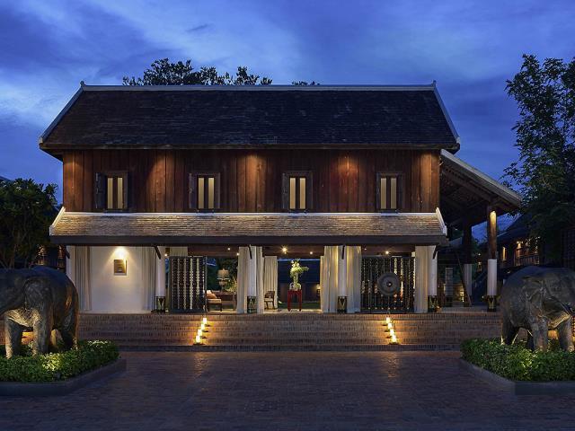 Hotel de la Paix Luang Prabang, Λάος