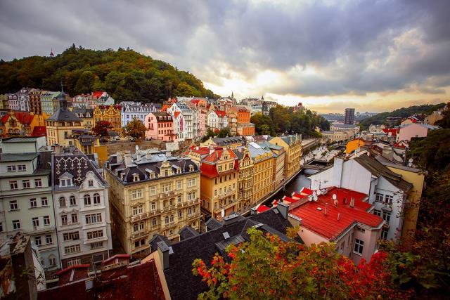 Karlovy Vary, Τσεχία