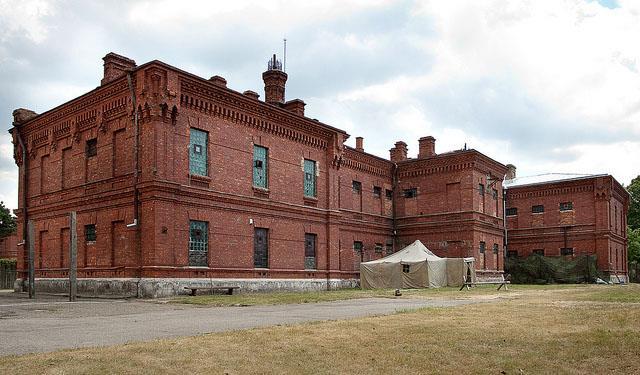Karosta Prison hotel, Λιέπαγα, Λετονία
