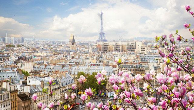 Το Παρίσι την άνοιξη