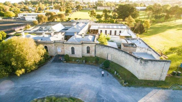 The Old Mount Gambier Gaol, Όρος Γκάμπιερ, Νότια Αυστραλία