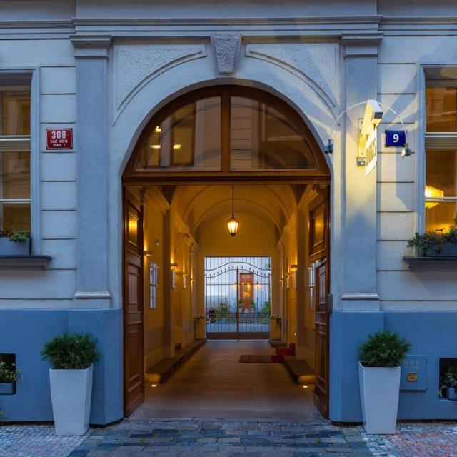 Unitas Hotel, Πράγα, Τσεχία
