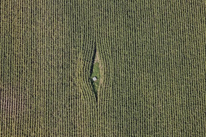 Η Γη από ψηλά! Δείτε τις μοναδικές φωτογραφίες ενός πιλότου-επαγγελματία φωτογράφου